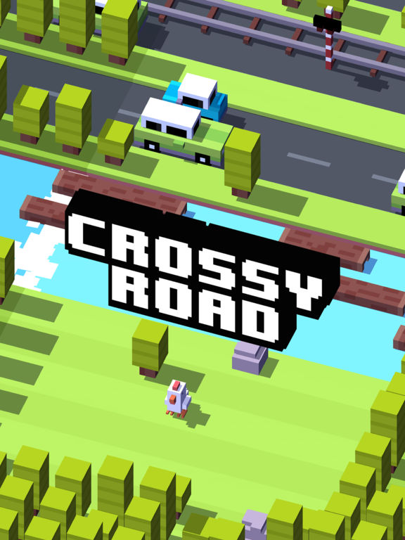 Crossy Road - Endless Arcade Hopper Screenshots