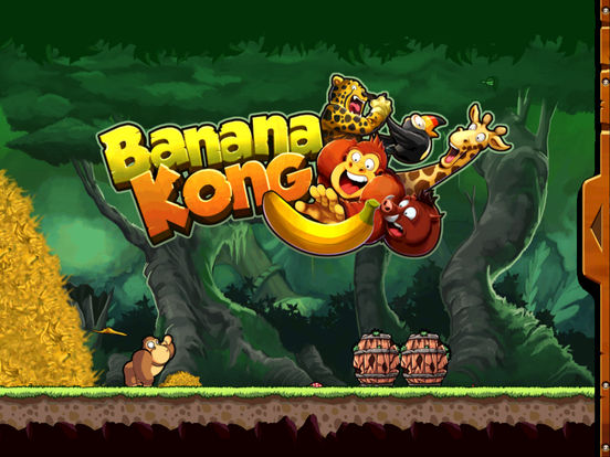 Banana Kong Screenshots