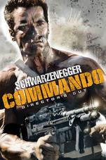 Commando 1985 Poster