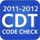 CDT Code Check for iPhone