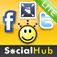 SocialHub: ♛✔☺ and ŜtŷÎëŝ Everywhere Lite! for iPhone