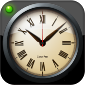 Clock Pro - Clocks, Timers and Alarm Clock icon