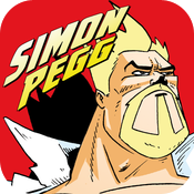 The Adventures of Simon Pegg icon