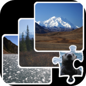 Alaska Photo Puzzle HD icon