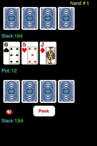 Headsup Omaha Poker Free
