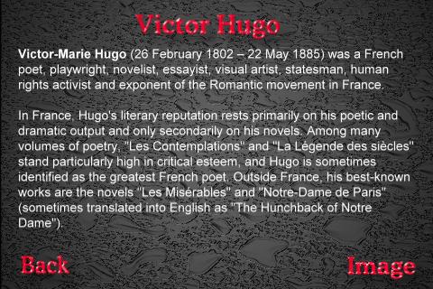 victor hugo france romantic movement