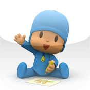 Coloring with Pocoyo and Friends icon