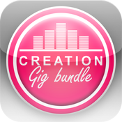 Creation - Gig Bundle icon