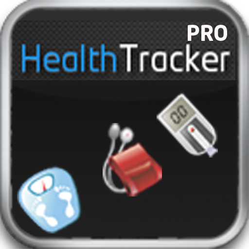 HealthTracker PRO - Track your Blood Pressure, Sugar & BMI