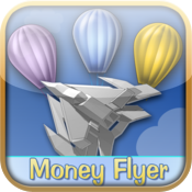 Money Flyer Game icon