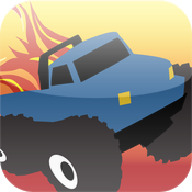 Monster Truck Rally Commercial Generator icon