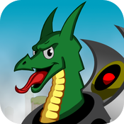 Super Jetpack Dragon IV HD icon