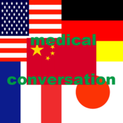 medical conversation 5 languages