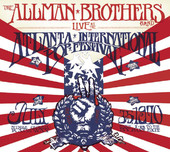 Live At the Atlanta International Pop Festival - July 3 & 5, 1970, The Allman Brothers Band