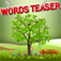 iPhone/iPadアプリ「Word Teasers - Best Vocabulary Brain Puzzle or Quiz 3-in-1 Simulation Touch Games」のアイコン