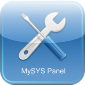 MySys Panel icon