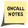 On Call Notes (Doctor's Patient Tracker)