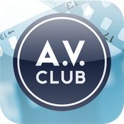 A.V. Club Film icon