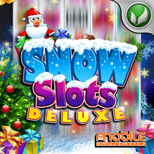 Snow Slots Deluxe (iPad HD)