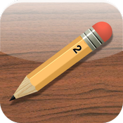 No.2 Pencil icon