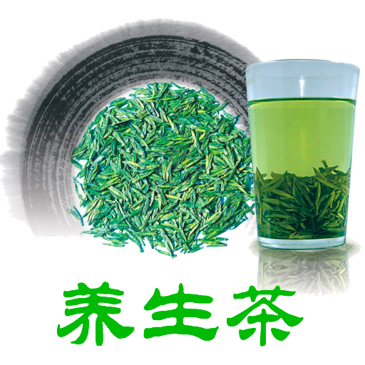 Chinese Healthy Teas 中华养生茶谱