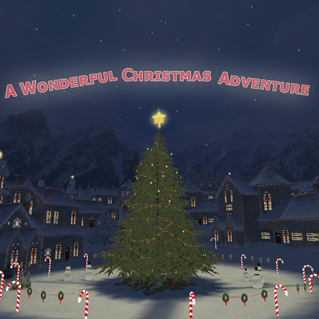 A Wonderful Christmas Adventure