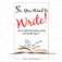 Audio Book: So, You Want To Write by Ann McIndoo