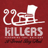 A Great Big Sled - Single, The Killers