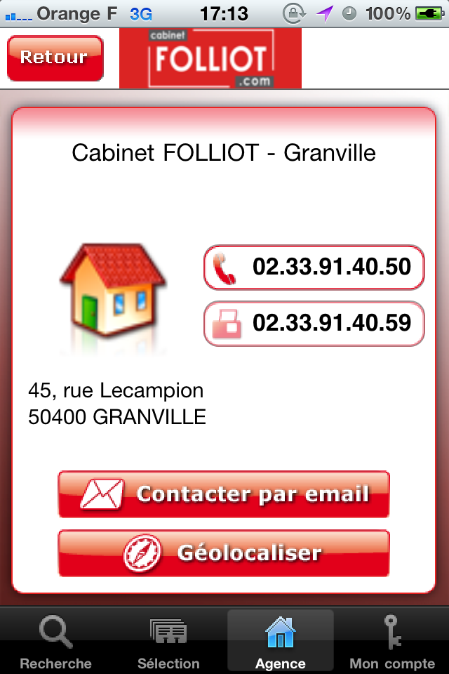 Cabinet folliot iphone utilities apps by ac3 distribution - Cabinet folliot saint lo ...