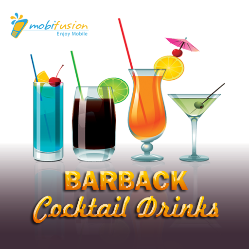 BarBack Cocktail Drinks