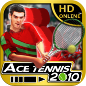 Ace Tennis 2010 HD Online icon