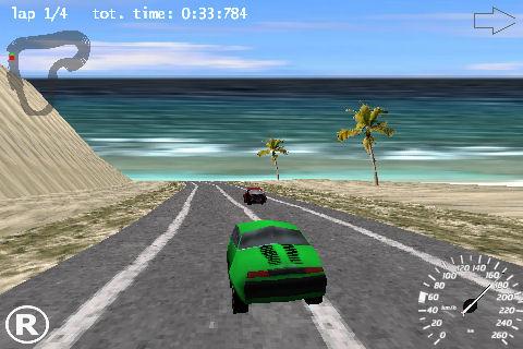 Head2Head 3D Racing
