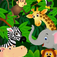 Jungle Animals Slide Puzzle