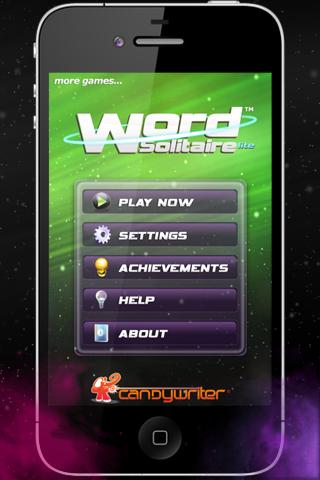 Word Solitaire: Aurora Lite