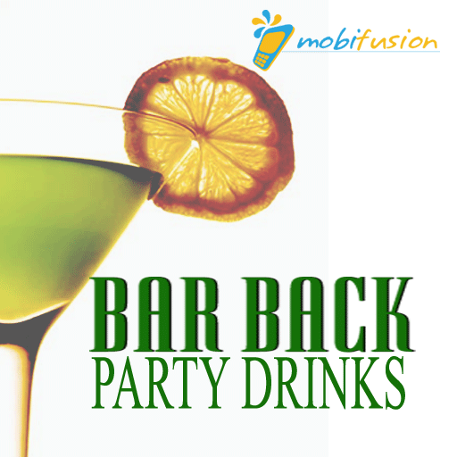 BarBack Party Drinks