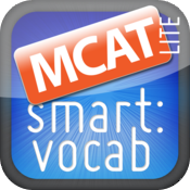 Smart Vocab MCAT Lite icon