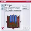 Chopin: The Complete Nocturnes & Impromptus, Claudio Arrau