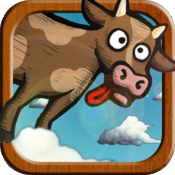 Monty Python's Cow Tossing Review icon