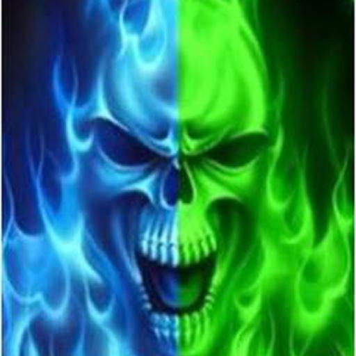 Evil Skulls Wallpapers!