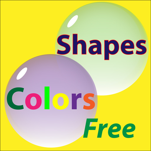 Learn Colors and Shapes for Kids Free