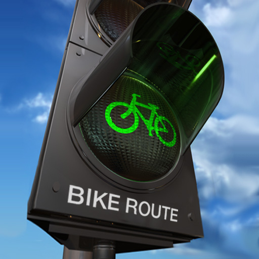 free Bike Route iphone app