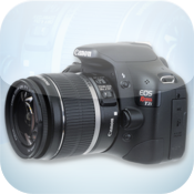 David Busch's Canon EOS Rebel T2i/550D Companion App icon