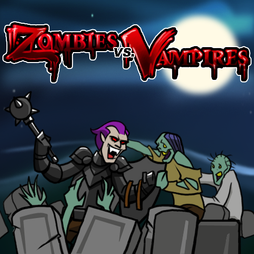 Zombies Vs. Vampires