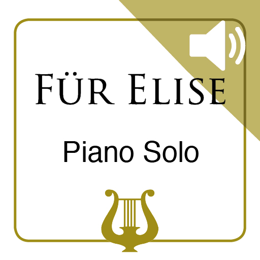 Für Elise by L.V. Beethoven - Piano Solo MP3 included (iPad Edition)