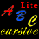 ABC CURSIVE WRITING Lite