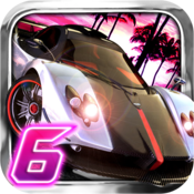 狂野飙车6:火线追击 Asphalt 6: Adrenaline for Mac