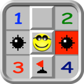 Mac 版扫雷 Minesweeper Deluxe    For Mac