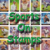 邮票上的体育 Sports On Stamps