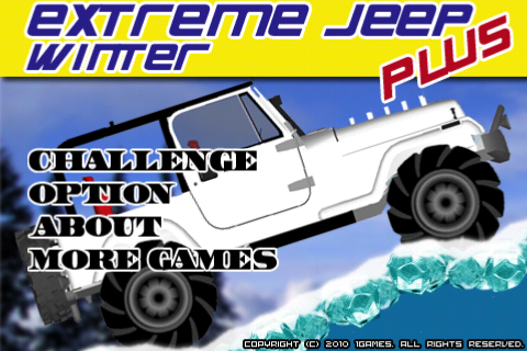Extreme Jeep Plus - Winter Action FREE
