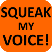 SQUEAK my voice icon